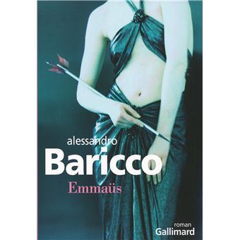 Emmaüs d'Alessandro Baricco 9782070131709
